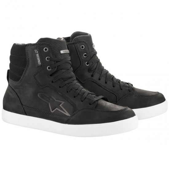 ALPINESTARS J-6 Waterproof Black / White Boots