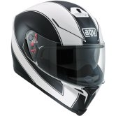 AGV K-5 Enlace White / Matt Black