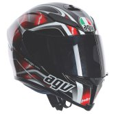 AGV K-5 Hurricane Black / Red / White
