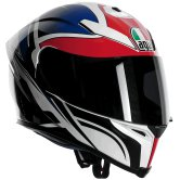 AGV K-5 Roadracer White / Red / Blue