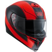 AGV K-5 Enlace Red / Matt Black