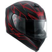 AGV K-5 Hero Black / Red