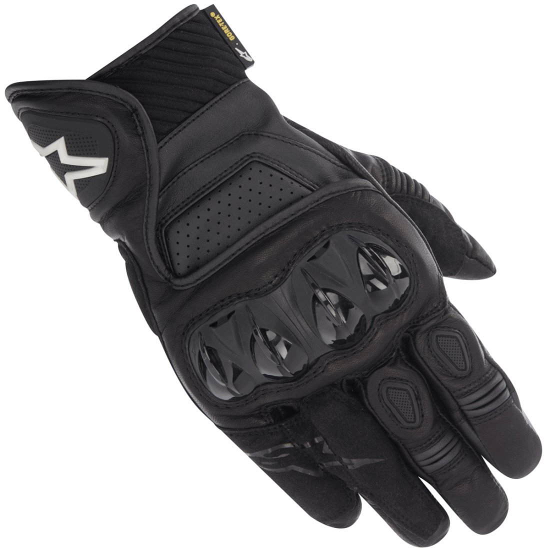 Xtrafit motorcycle gloves - Alpinestars Celer Gore Tex X Trafit Black