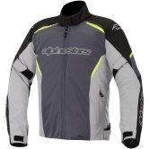 ALPINESTARS Gunner Waterproof Black/ Grey / Yellow Fluo