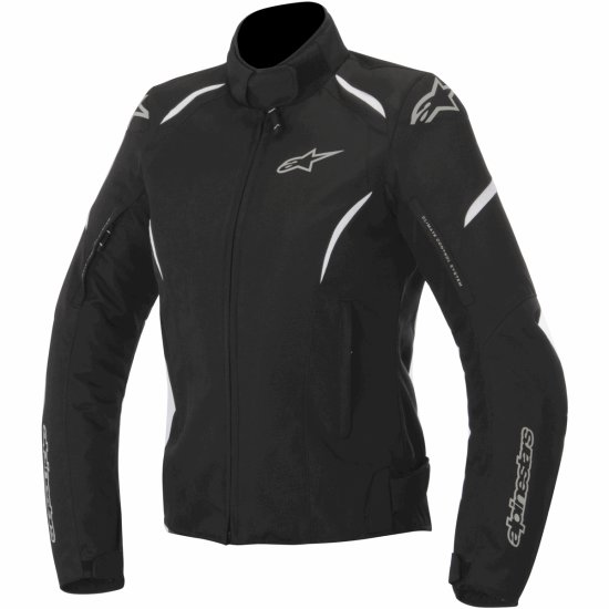 Chaqueta ALPINESTARS Stella Gunner Waterproof Lady Black / White