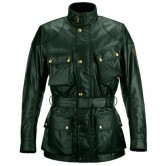 BELSTAFF Classic Tourist Trophy Cotton British Racing Green