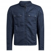 BELSTAFF X Man Racing Cotton Denim Blue