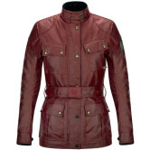 BELSTAFF Classic Tourist Trophy Cotton Lady Racing Red