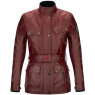 Giacca BELSTAFF Classic Tourist Trophy Cotton Lady Racing Red