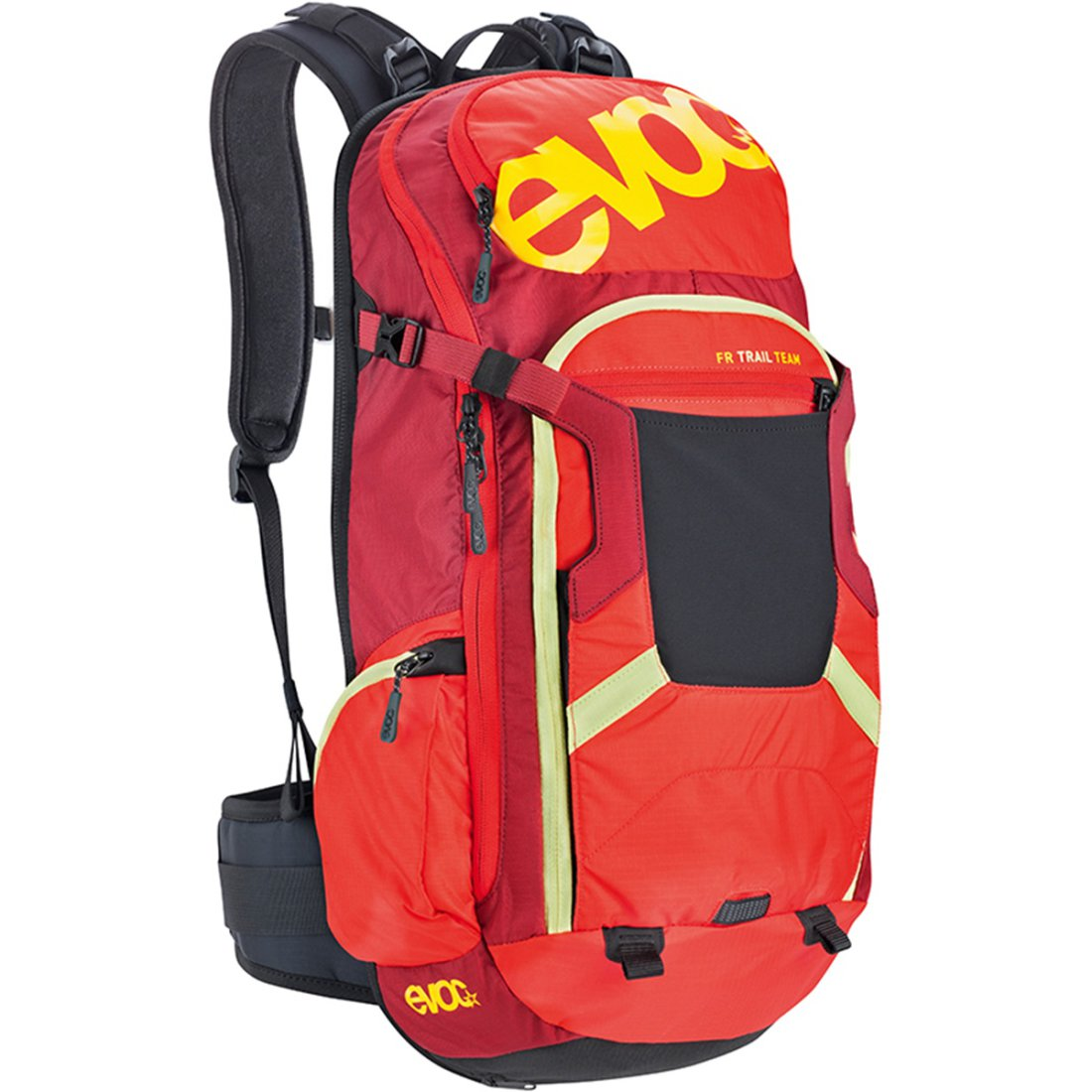 Motocard Red Ruby Bolsa Trail EVOC FR Mochila 20L Team · nwpzqH1