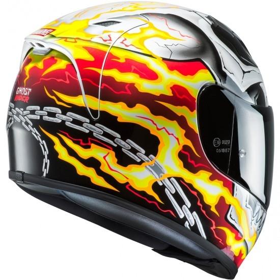 HJC FG-ST Ghost Rider MC-1 Helmet