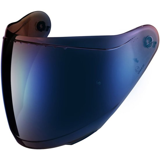 Accesorio casco SCHUBERTH M1 Pinlock Blue Mirrored