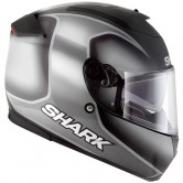 SHARK Speed-R Series2 Starq Mat Black / White / Silver