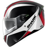 SHARK Skwal Spinax Black / White / Red