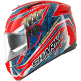 SHARK Speed-R Series2 Foggy 20th Birthday Red / Blue / Anthracite