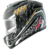 SHARK Speed-R Series2 Foggy Mate 20th Birthday Black