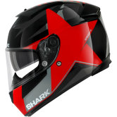 SHARK Speed-R Series2 Texas Black / Red / Anthracite