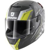 SHARK Speed-R Series2 Tizzy Mat Black / Yellow / White