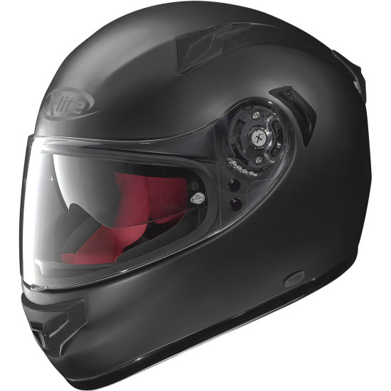 Casco X-LITE X-661 Start N-Com Flat Black