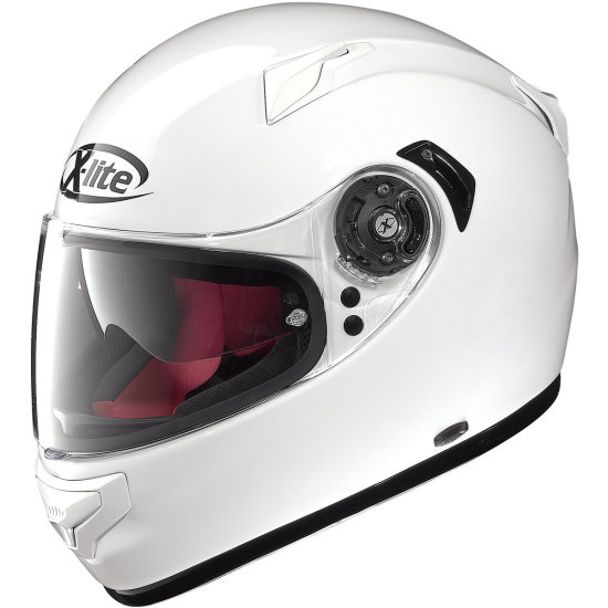 Casco X-LITE X-661 Start N-Com Metal White