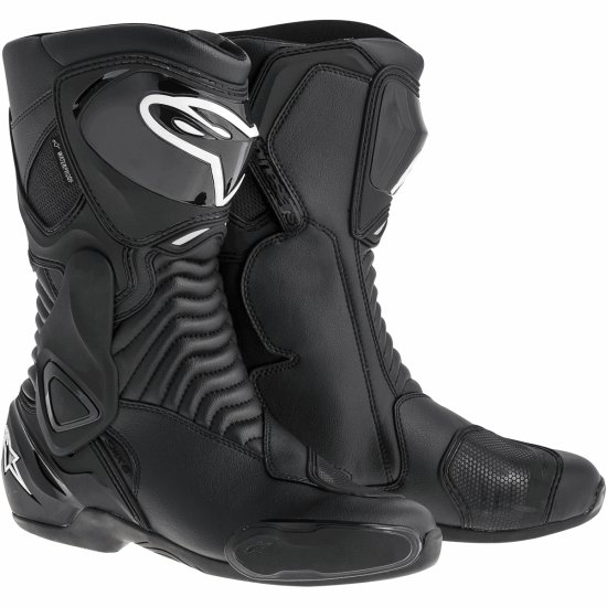 Botas ALPINESTARS S-MX 6 Waterproof Black