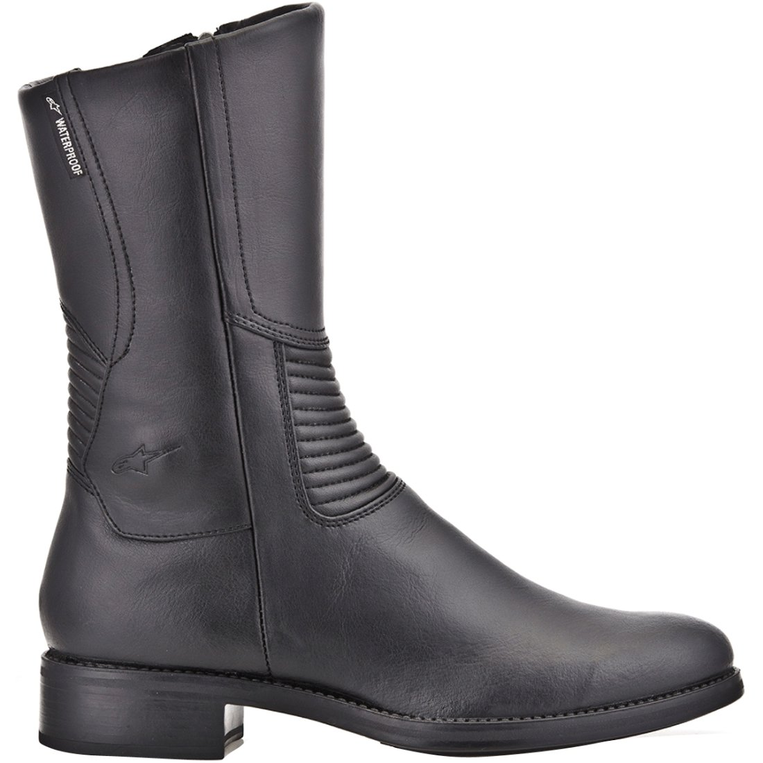 bottes alpinestars stella vika waterproof lady black motocard. Black Bedroom Furniture Sets. Home Design Ideas