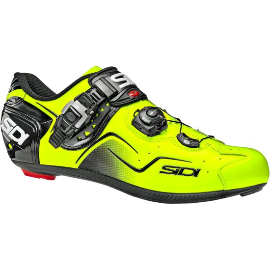 SIDI Kaos Yellow Fluo Shoe