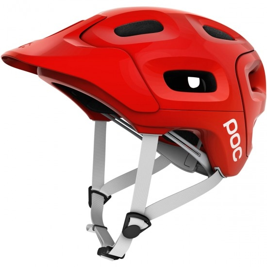 Casco POC Trabec Archive Bohrium Red