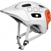 POC Trabec Race White / Orange