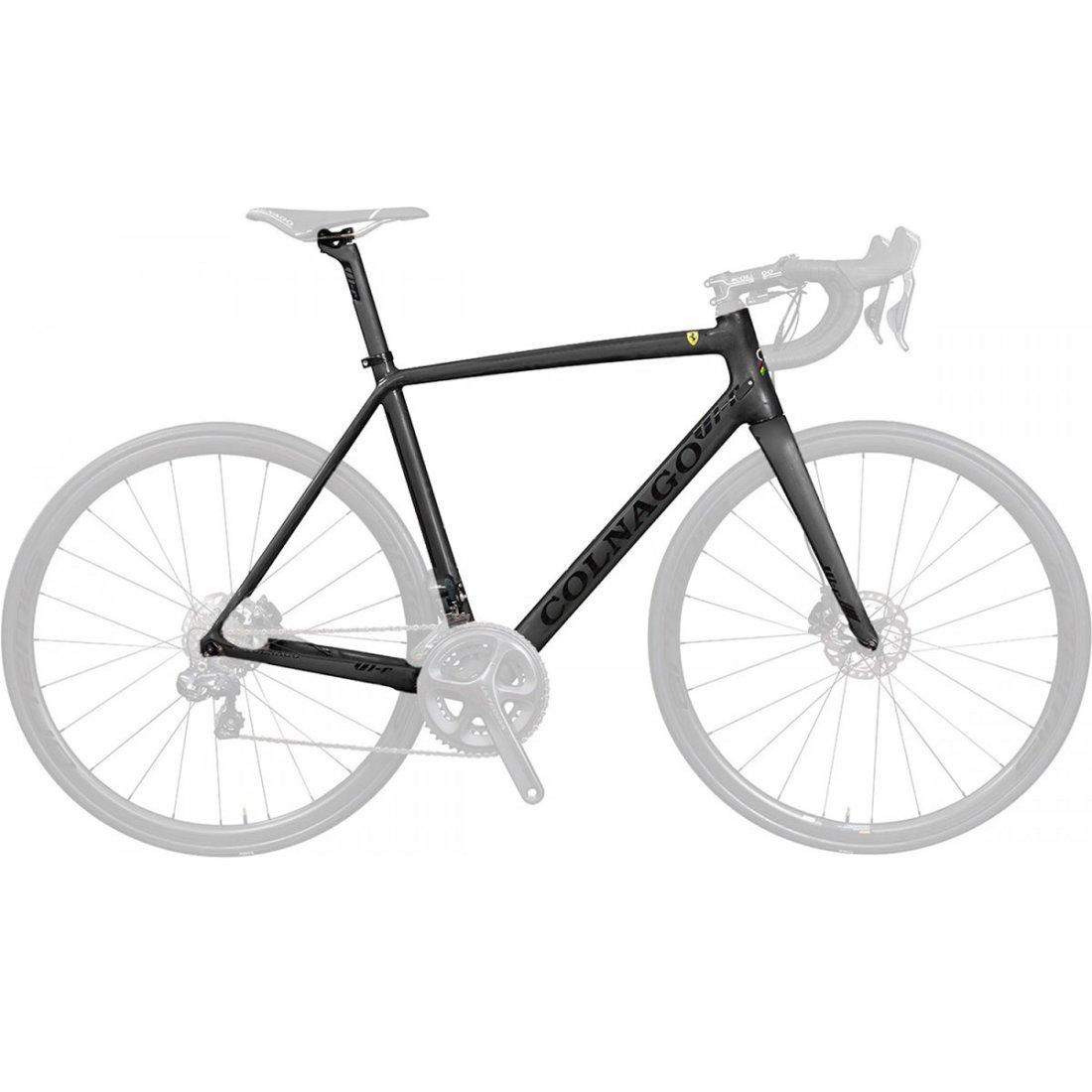 Fahrradrahmen COLNAGO V1-r Carbon 2015 Black · Motocard