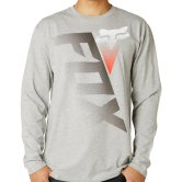 FOX Digitize Long Sleeve Heather Grey