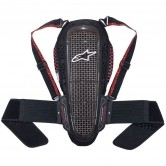 ALPINESTARS Nucleon KR-1 Smoke Black / Red