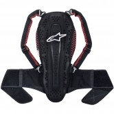 ALPINESTARS Nucleon KR-2 Black Smoke / Red