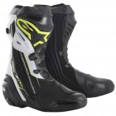 ALPINESTARS Supertech-R Black / Yellow Fluo / White