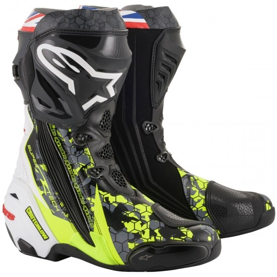 Botas ALPINESTARS Supertech-R Cal Crutchlow 19 Limited Edition