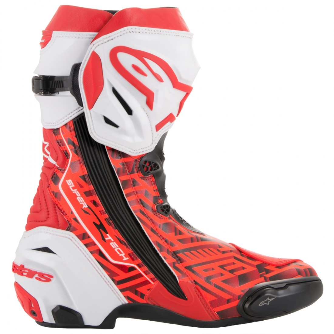 alpinestars supertech r mm93 maze marc marquez limited edition boots motocard. Black Bedroom Furniture Sets. Home Design Ideas