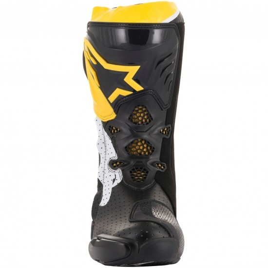 Botas ALPINESTARS Supertech-R Vented Kenny Roberts Limited Edition