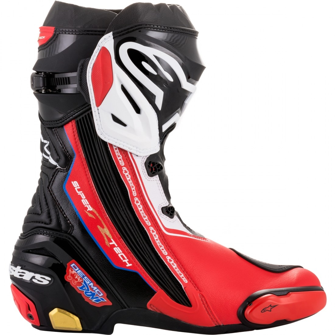 alpinestars supertech r victory andrea dovizioso limited edition boots motocard. Black Bedroom Furniture Sets. Home Design Ideas