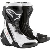 ALPINESTARS Supertech-R Vented Black / White
