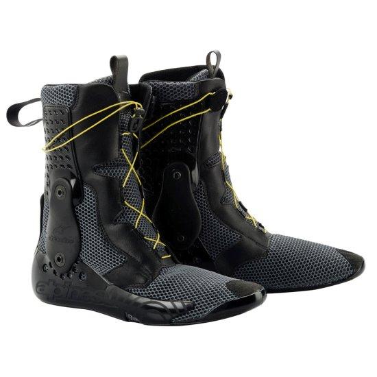 Stiefel ALPINESTARS Supertech-R Vented Black / White