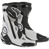 ALPINESTARS S-MX Plus Black / White