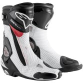 ALPINESTARS S-MX Plus Vented Black / White / Red