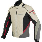 DAINESE Rainsun D-Dry Peyote / Black / Red