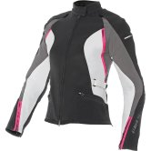 DAINESE Arya Tex Lady Black / Grey / Fucsia