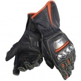 DAINESE Full Metal D1 Black / Red fluo