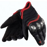DAINESE X-Run Black / Red Fluo
