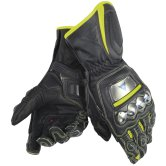 DAINESE Full Metal D1 Black / Yellow-Fluo