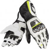 DAINESE Full Metal D1 Black / White / Yellow fluo
