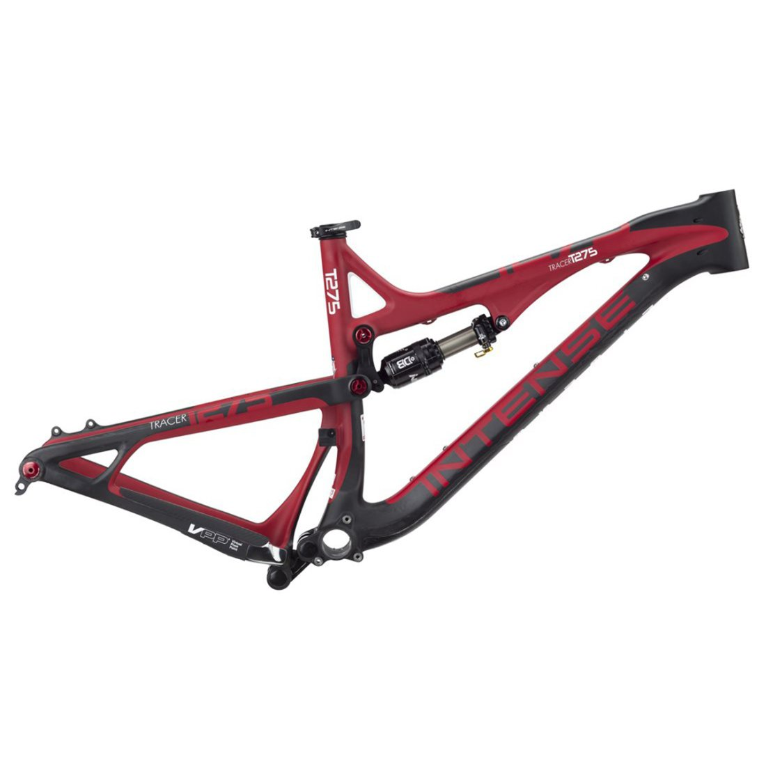 Fahrradrahmen INTENSE Tracer 275C 2015 Red · Motocard