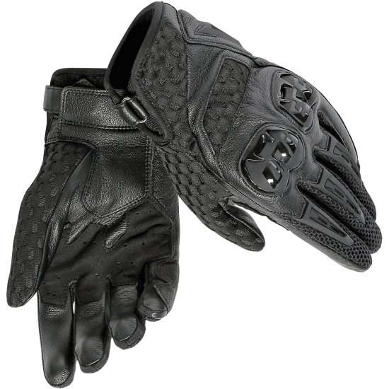 DAINESE Air Hero Black Gloves